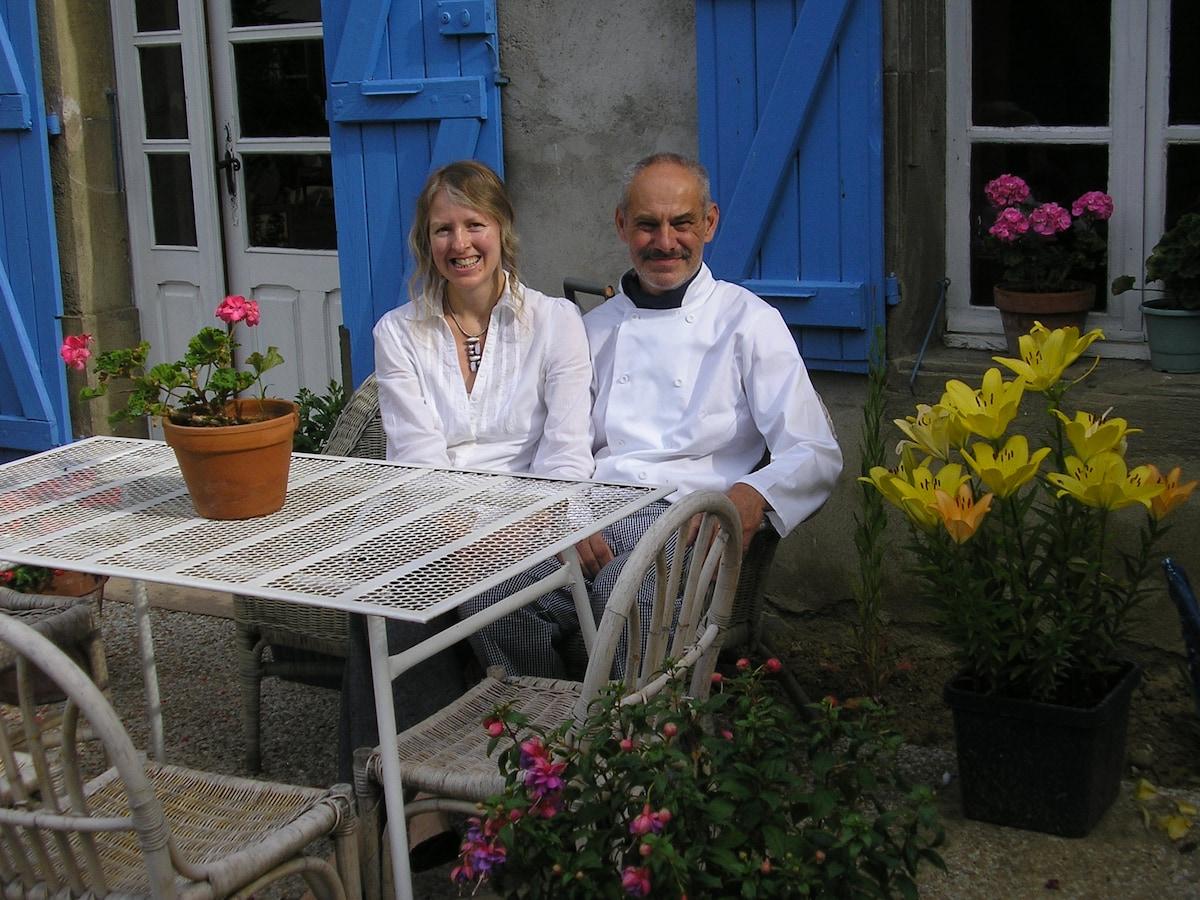 Carolyn from Sonnac-sur-l'Hers