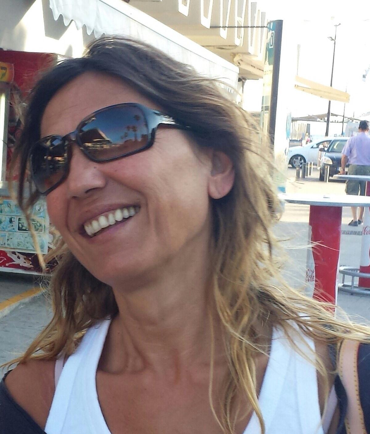 Cinzia from Ravenna