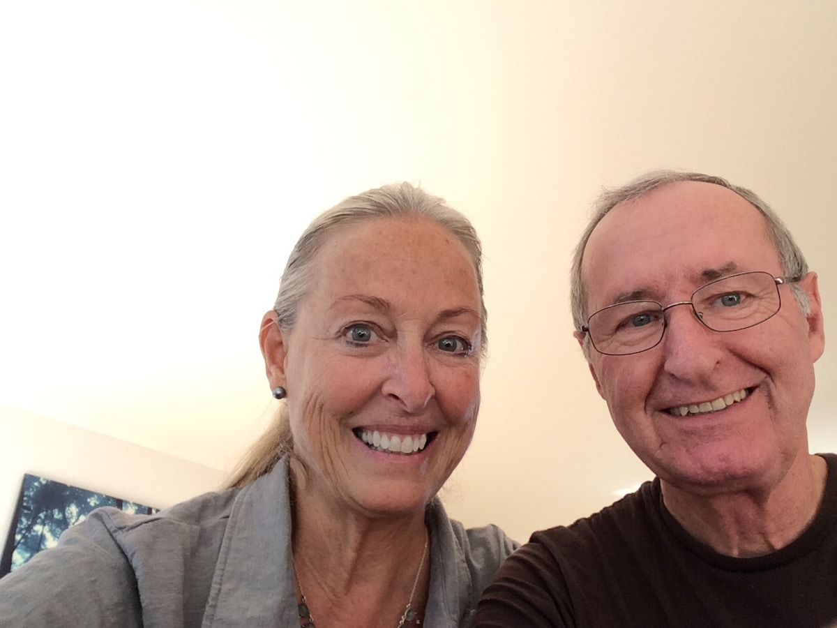 John             And           Jo Anne from San Francisco