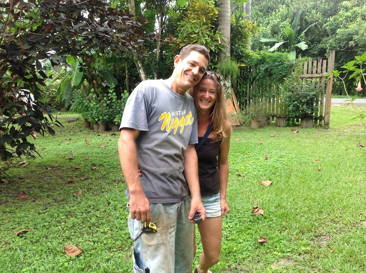 Stefan from Bocas del Toro Province