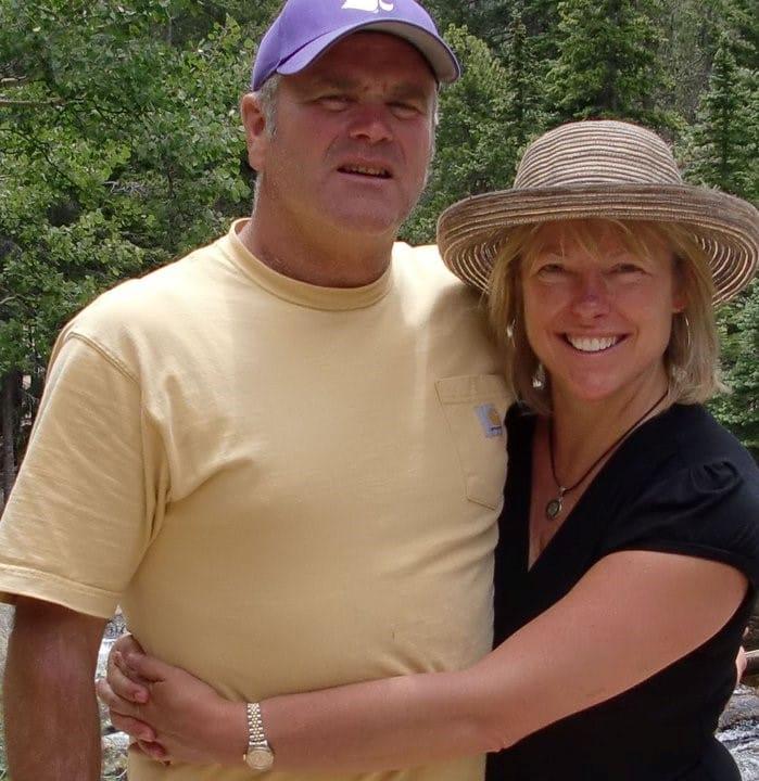 Terry & Carolyn from Estes Park