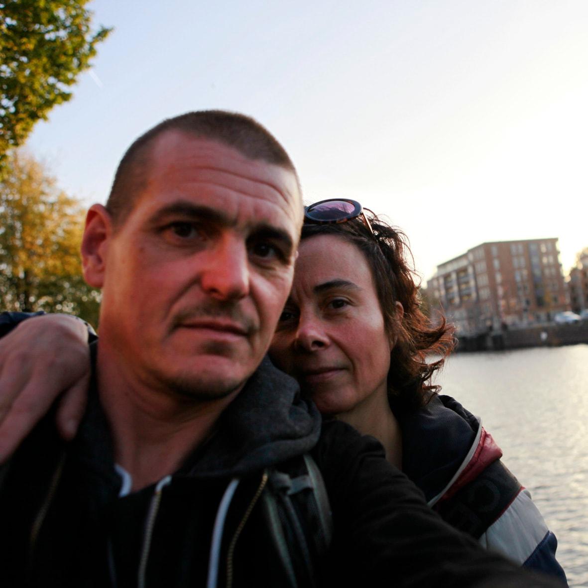 Wij zijn Eric en Karen. Wij wonen 25 jaar in Amste