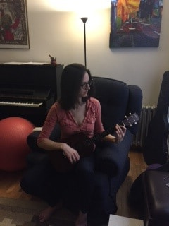 Marisa from New York