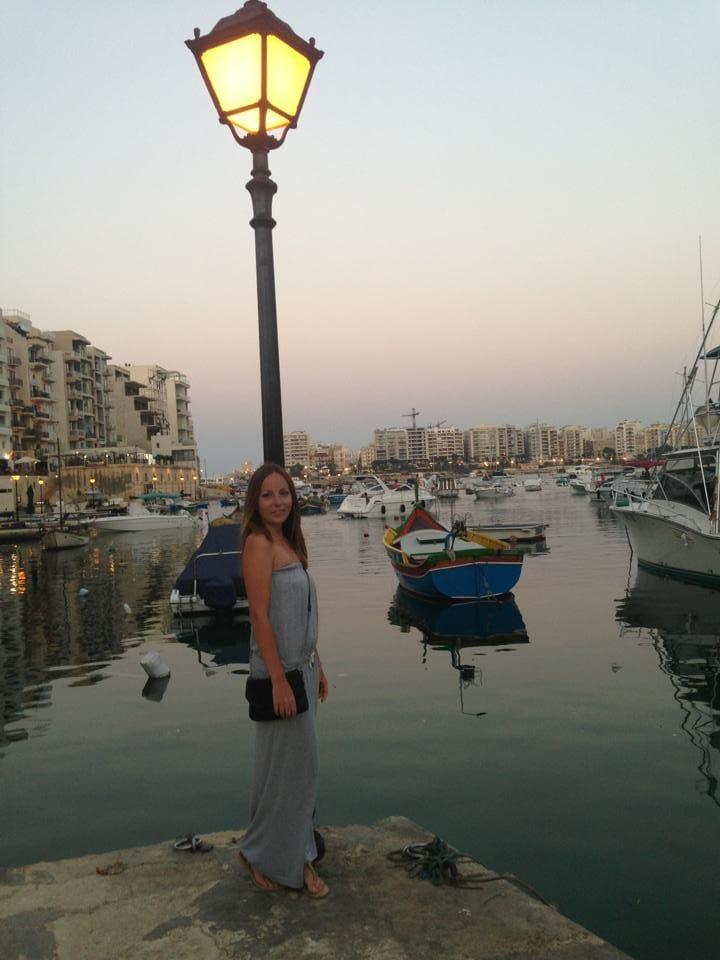 Polina From Saint Julian's, Malta