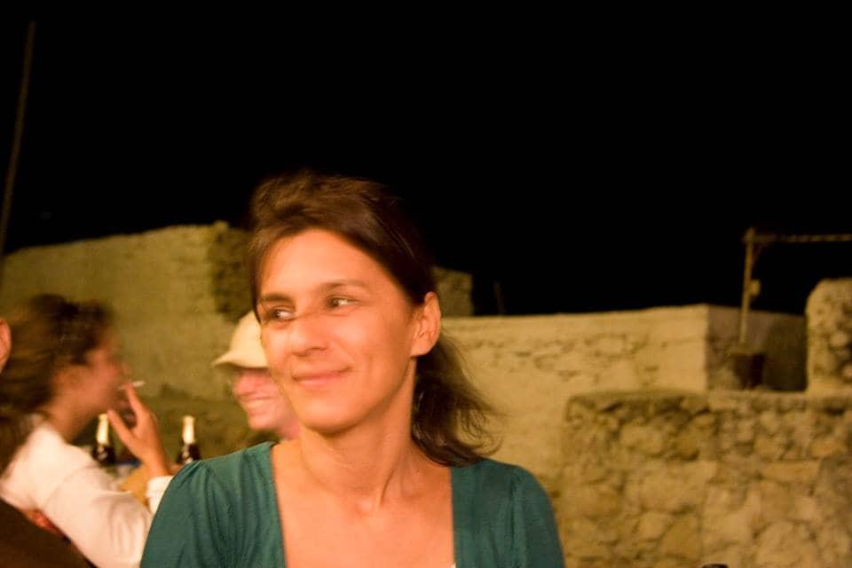 Vicky From Kesariani, Greece