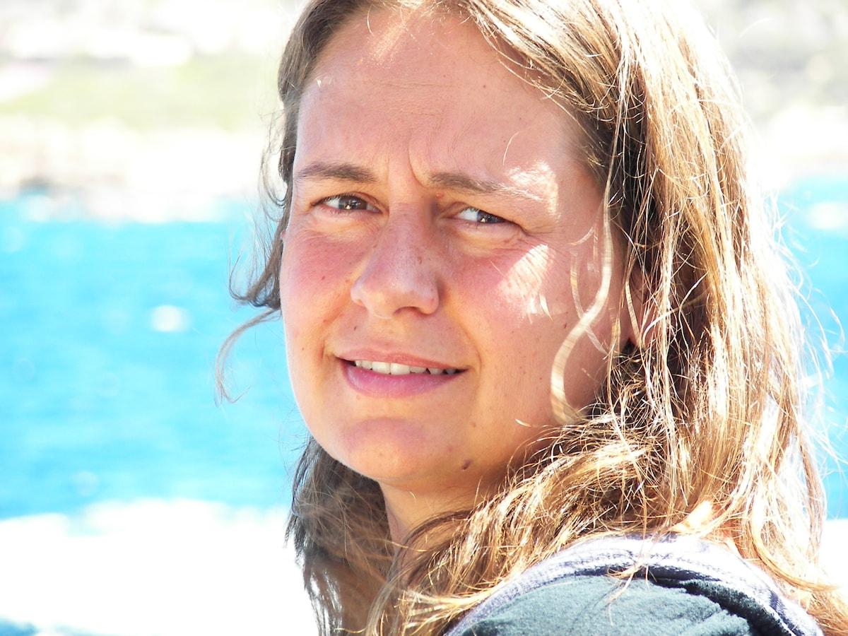 Chiara from San Teodoro