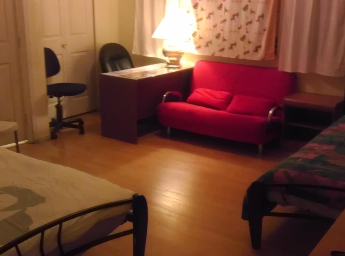 家庭旅馆 From Richmond, Canada