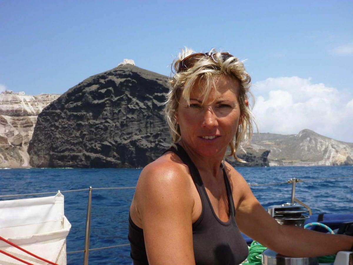 Sylvaine From Neffiès, France