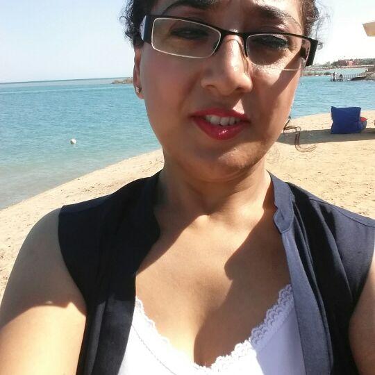 Yasmin from Hurghada