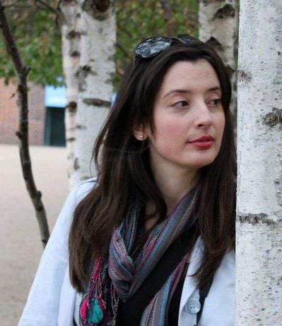Maria From Drapanias, Greece