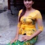 Risma From Ubud, Indonesia