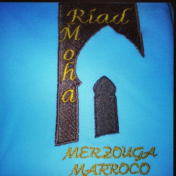 Riad Moha is located at the entrance of the villag