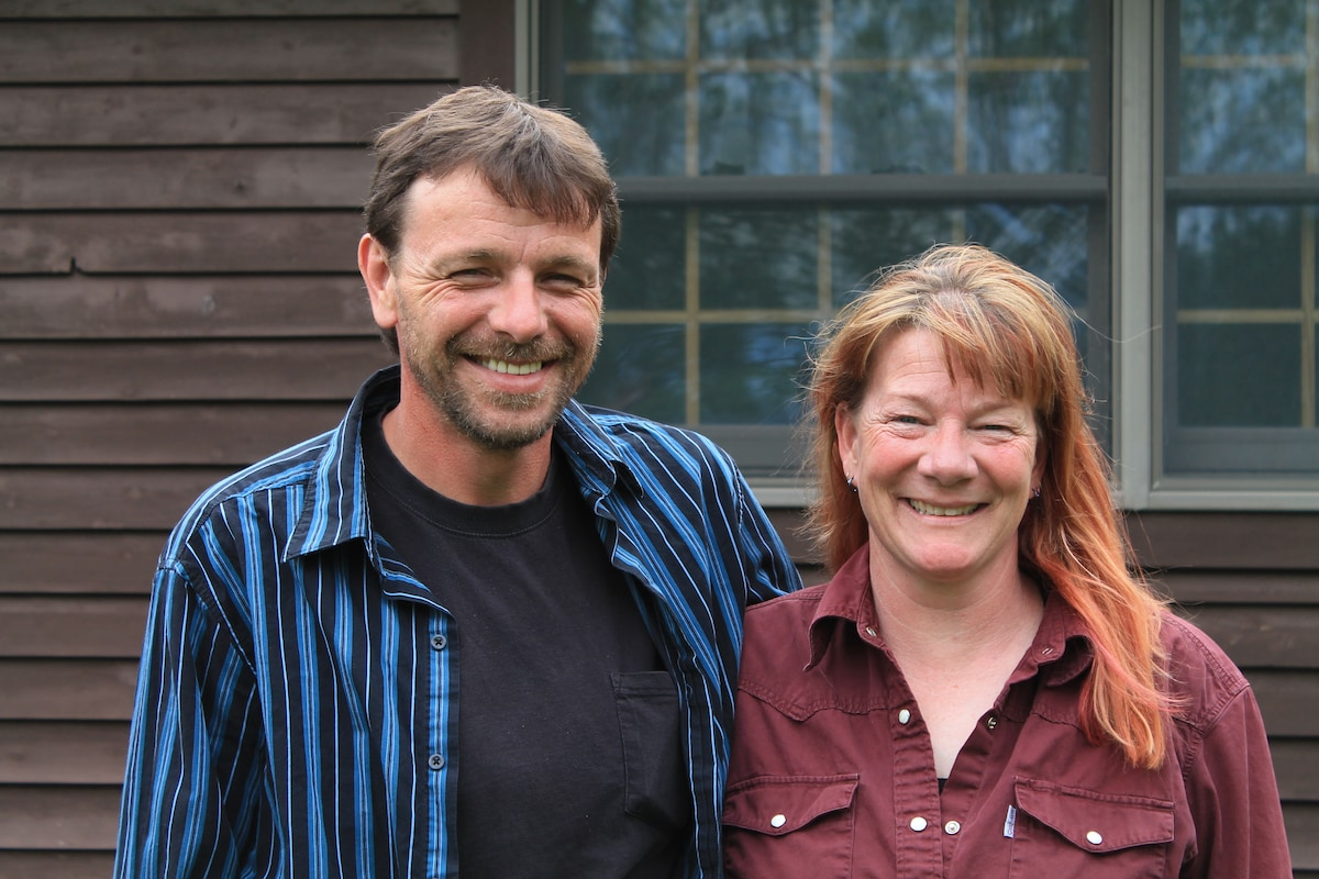 Kate And Richard from Bridport