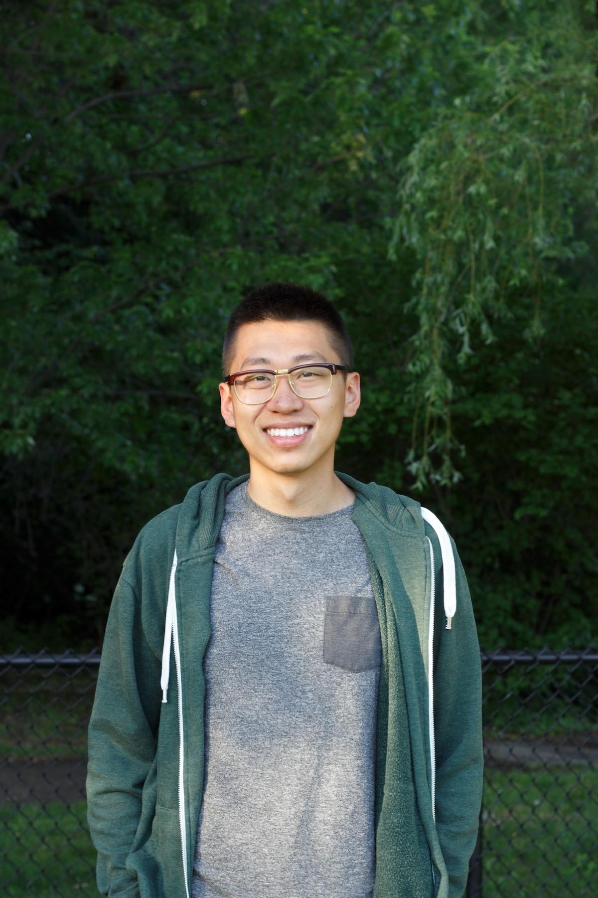 Yi from Cambridge