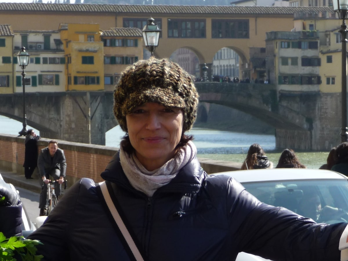 Marzia from Florence