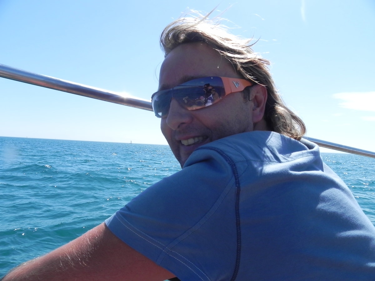 Patrick from Sitges