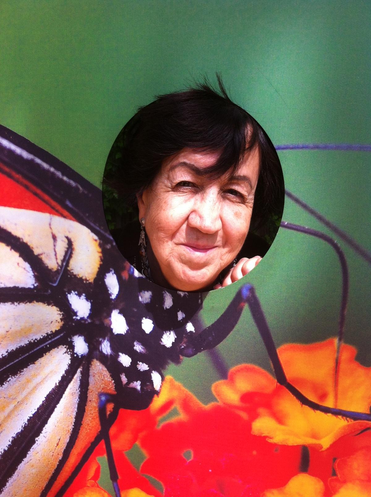 Alma From Morelia, Mexico