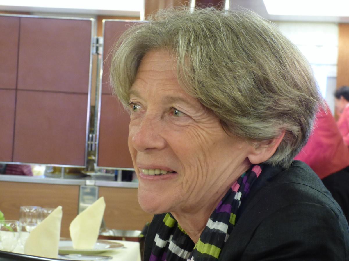 Françoise from Nantes
