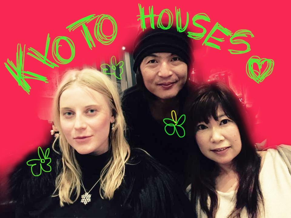 Fusako&KEN$Margo From Kyoto, Japan
