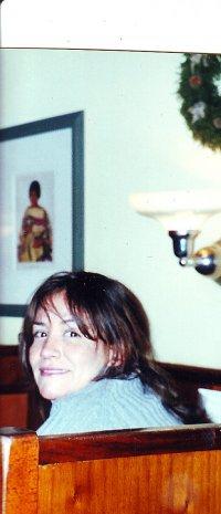 Christy from Palo Alto