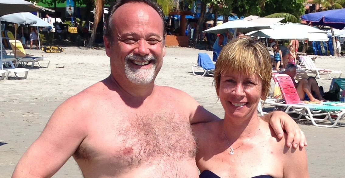 Michael And Barb From Puerto Jiménez, Costa Rica