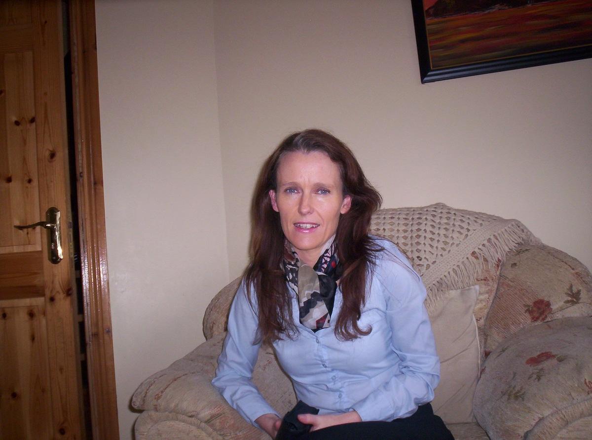 Fiona From Glenbeigh, Ireland