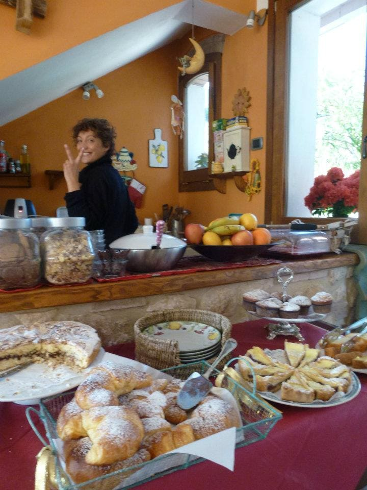 Monica from Chianciano Terme