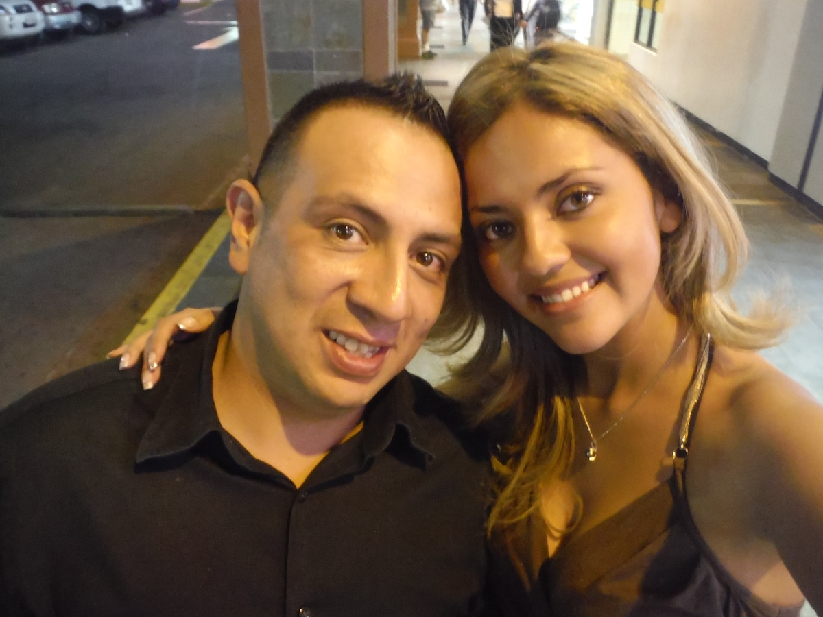 Ivan & Kassie from Quito