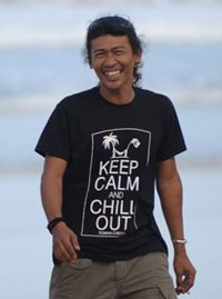 Hisham from Tioman Island