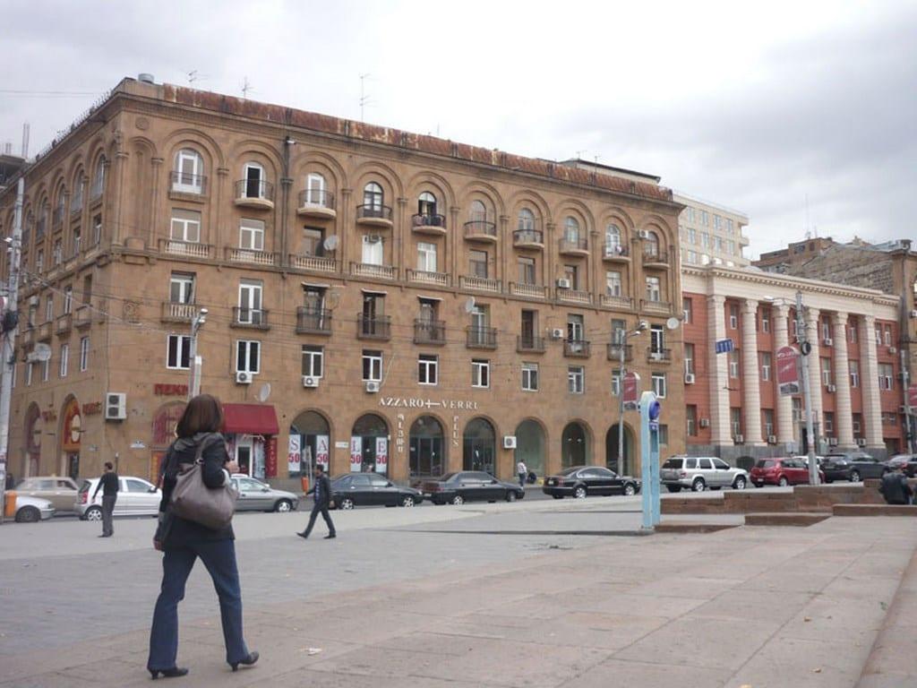 Klava from Yerevan