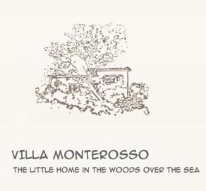 Villa Monterosso From Vernazza, Italy