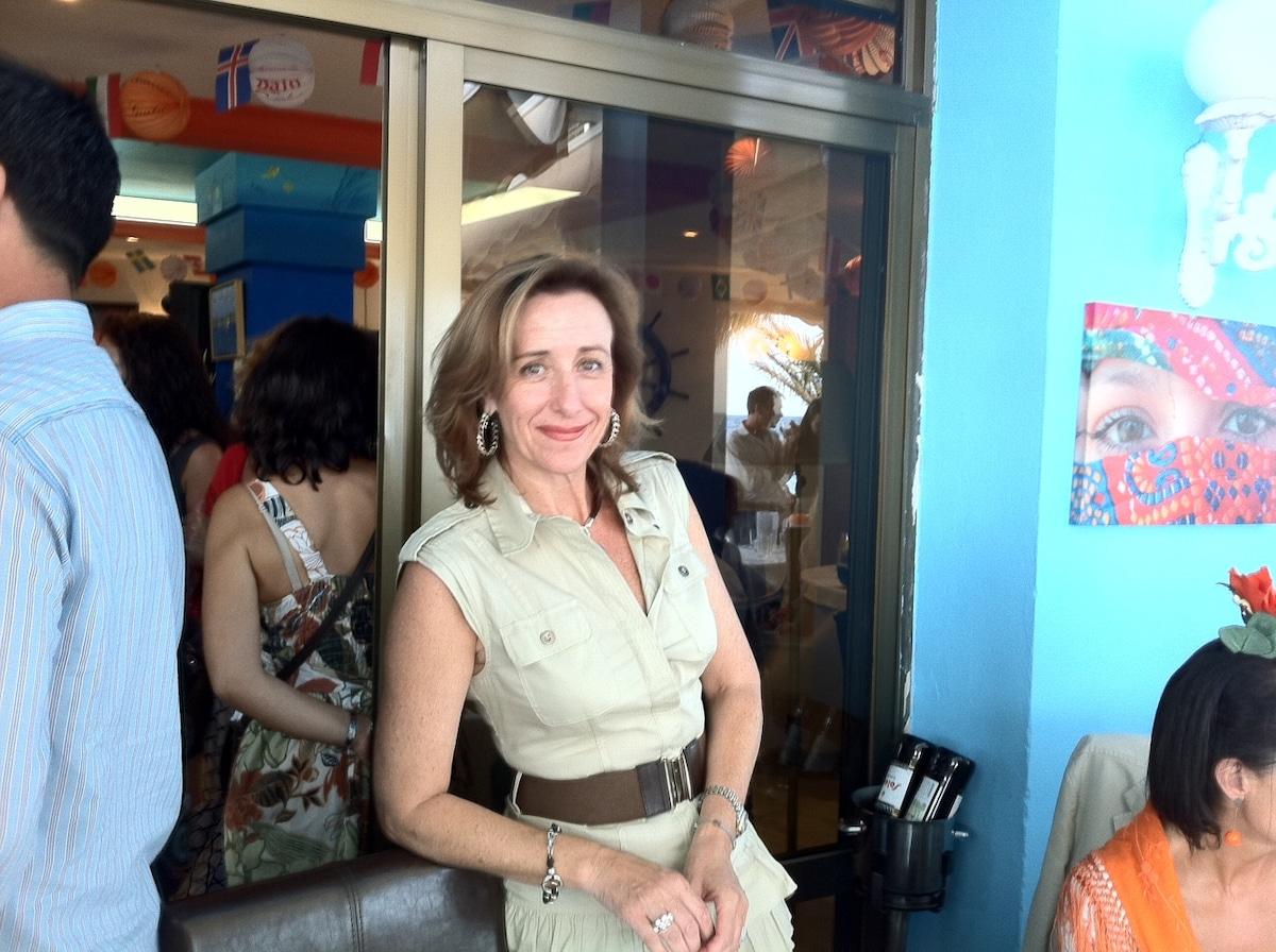Mariela from Marbella