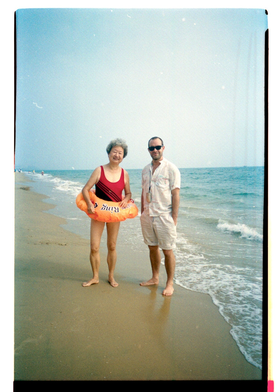 Photographers couple. French. Living in Shanghai f