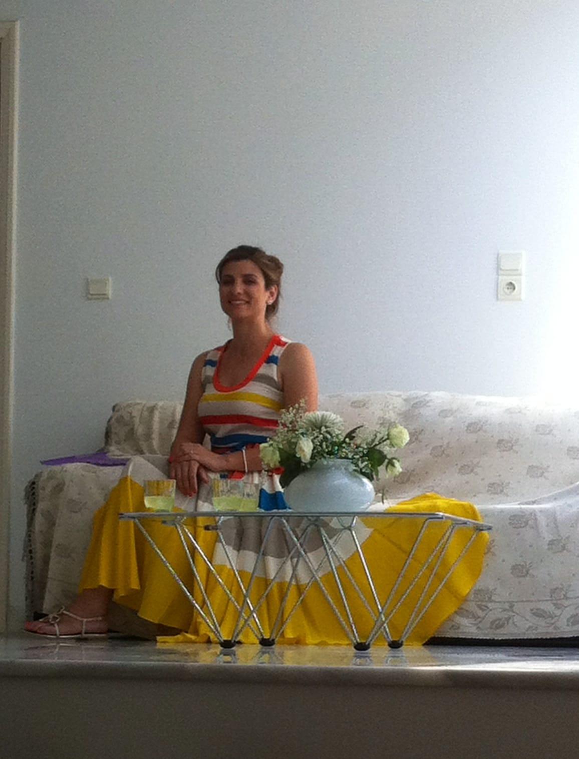 Elina from Chania