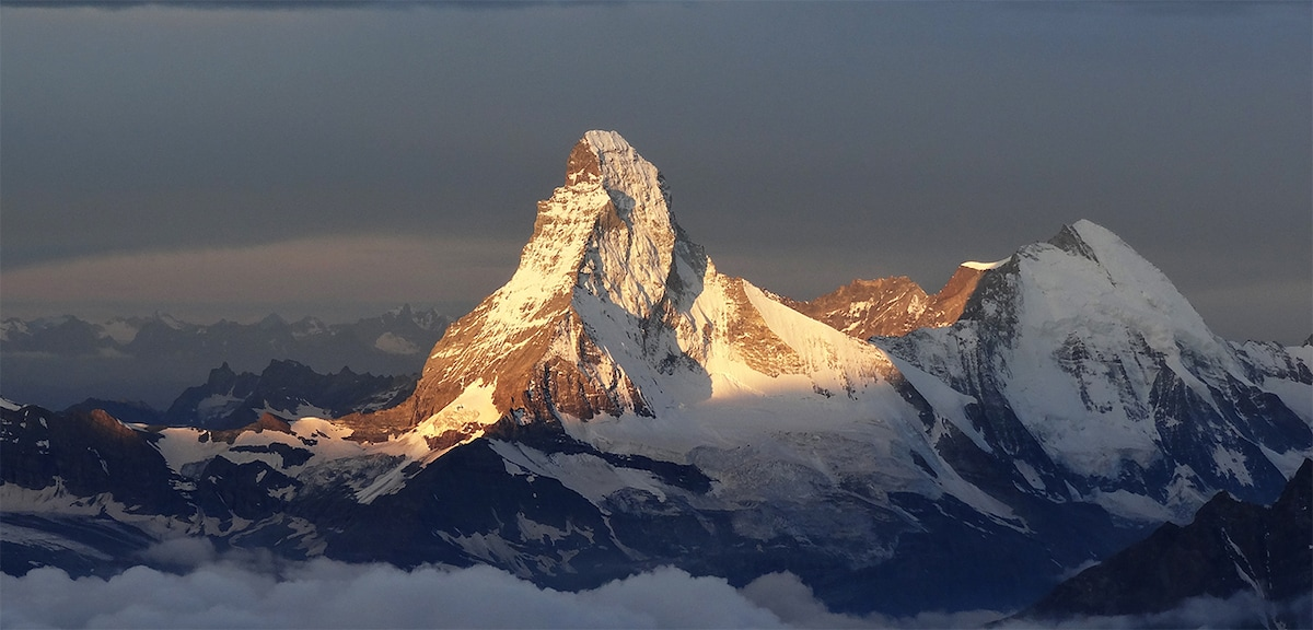 Patrick From Zermatt, Switzerland