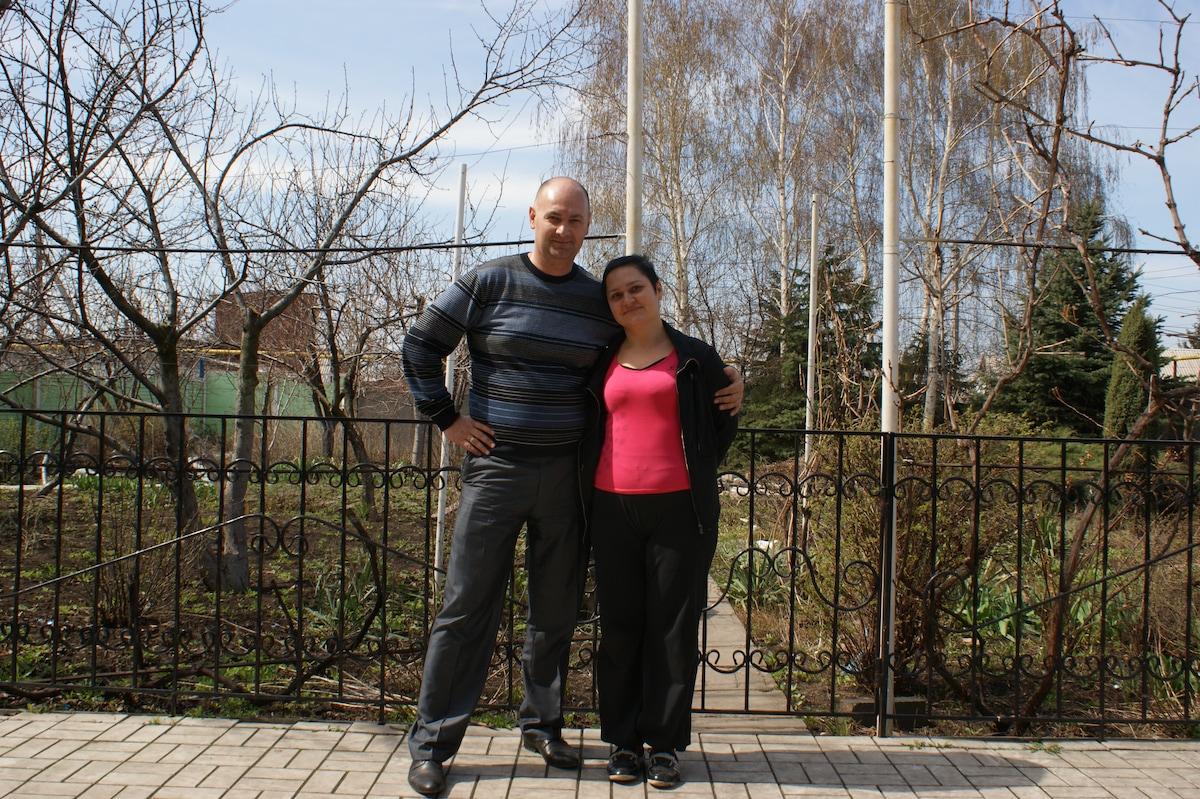 Георгий From Donetsk, Ukraine