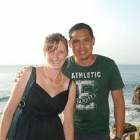 Karolien From Kuta, Indonesia