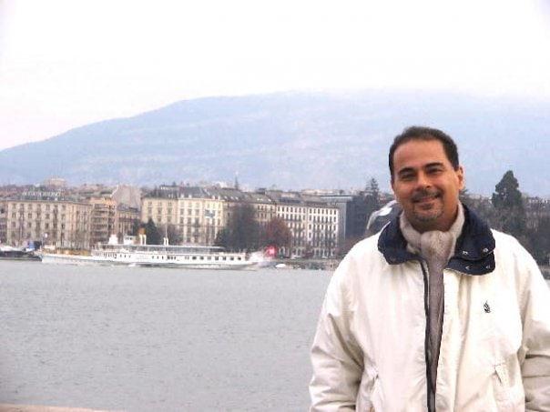 Claudio from Santiago de Surco
