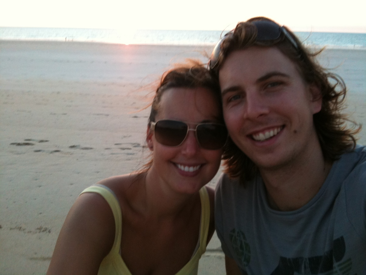 Jared And Kristy