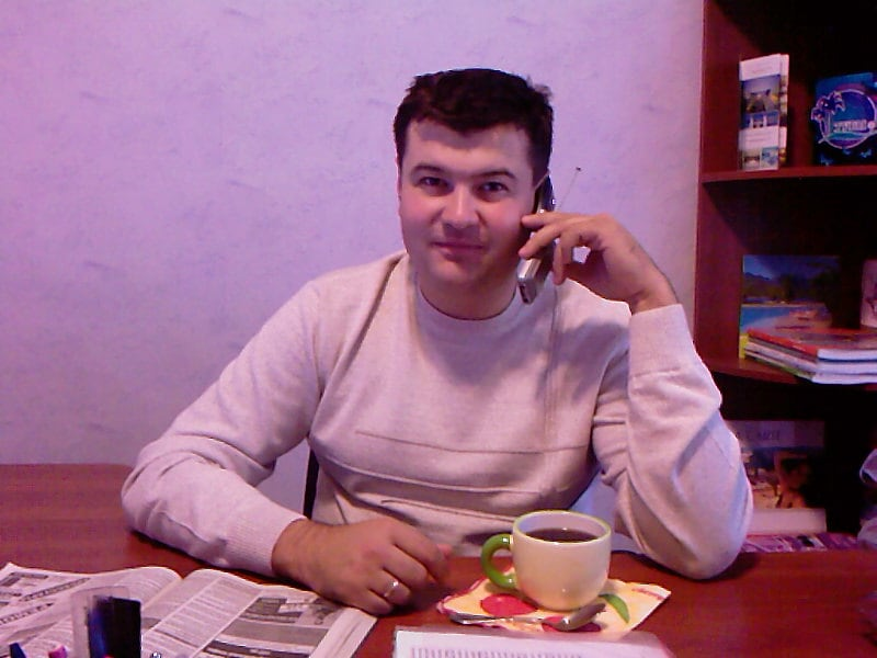Роман from Kharkiv