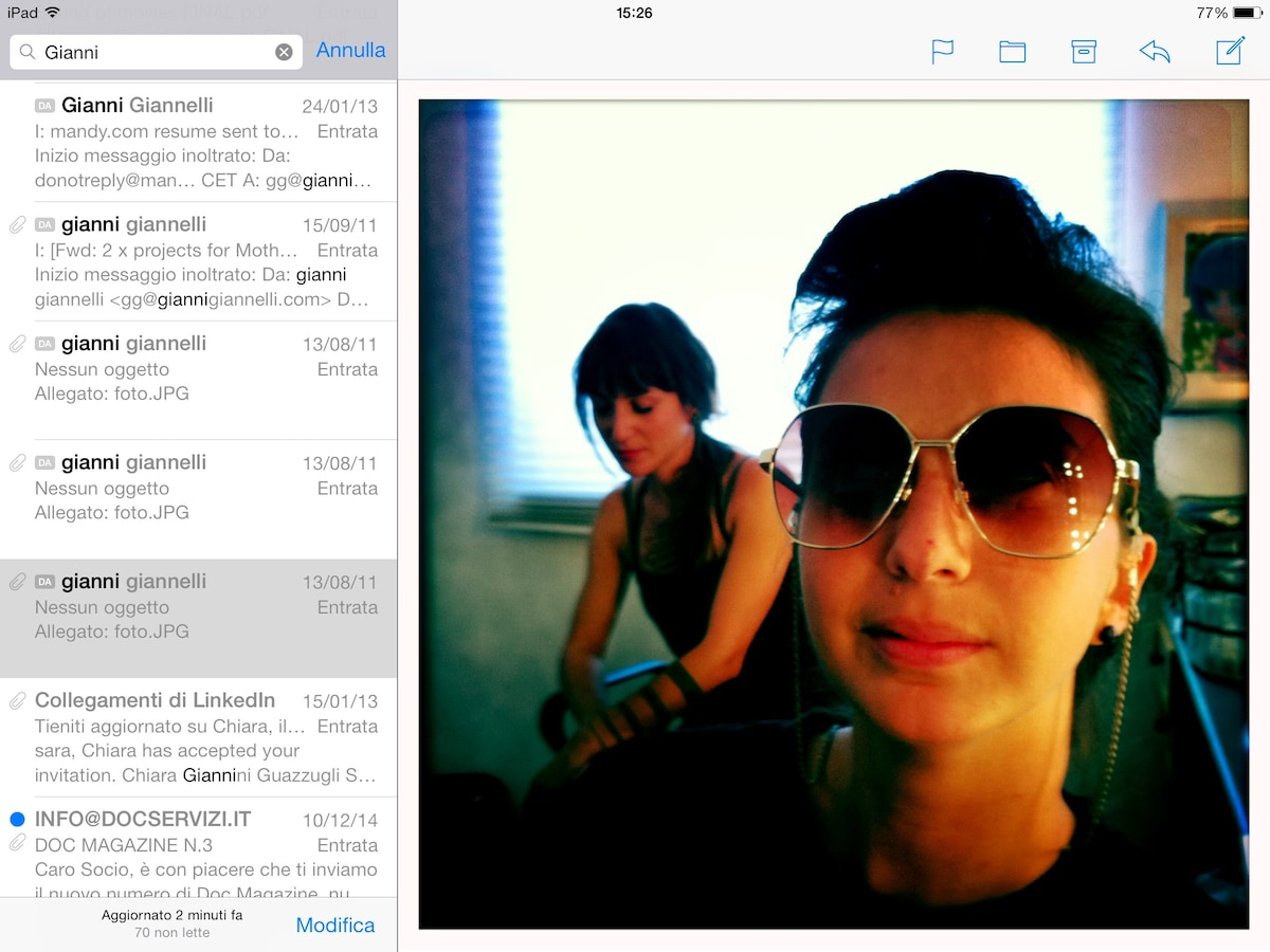 Sara from Roma