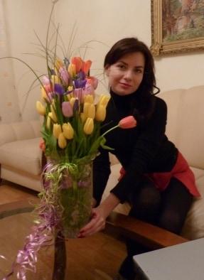 Tatiana from Donetsk