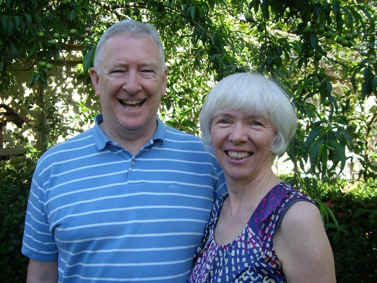 Rosemary & Murray from Blackburn