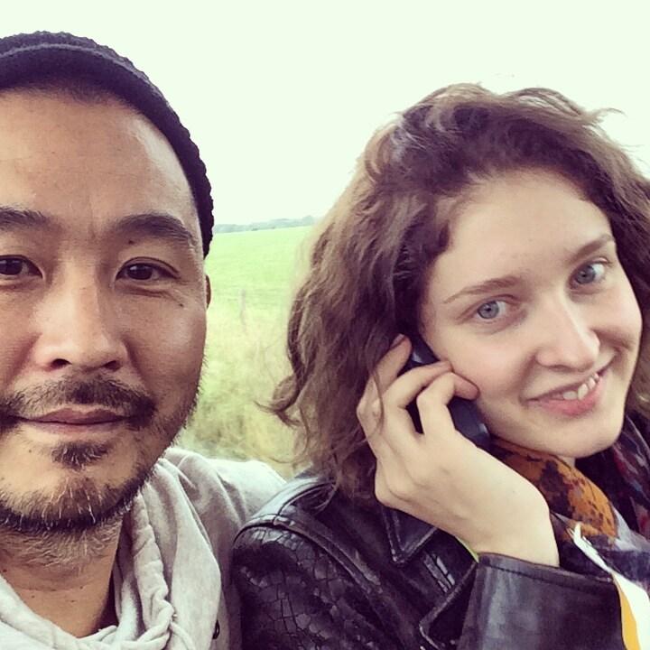Tsuyoshi & Anna