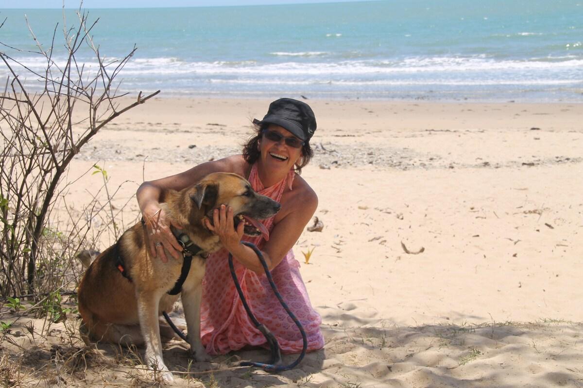 Shellie From Oak Beach, Australia