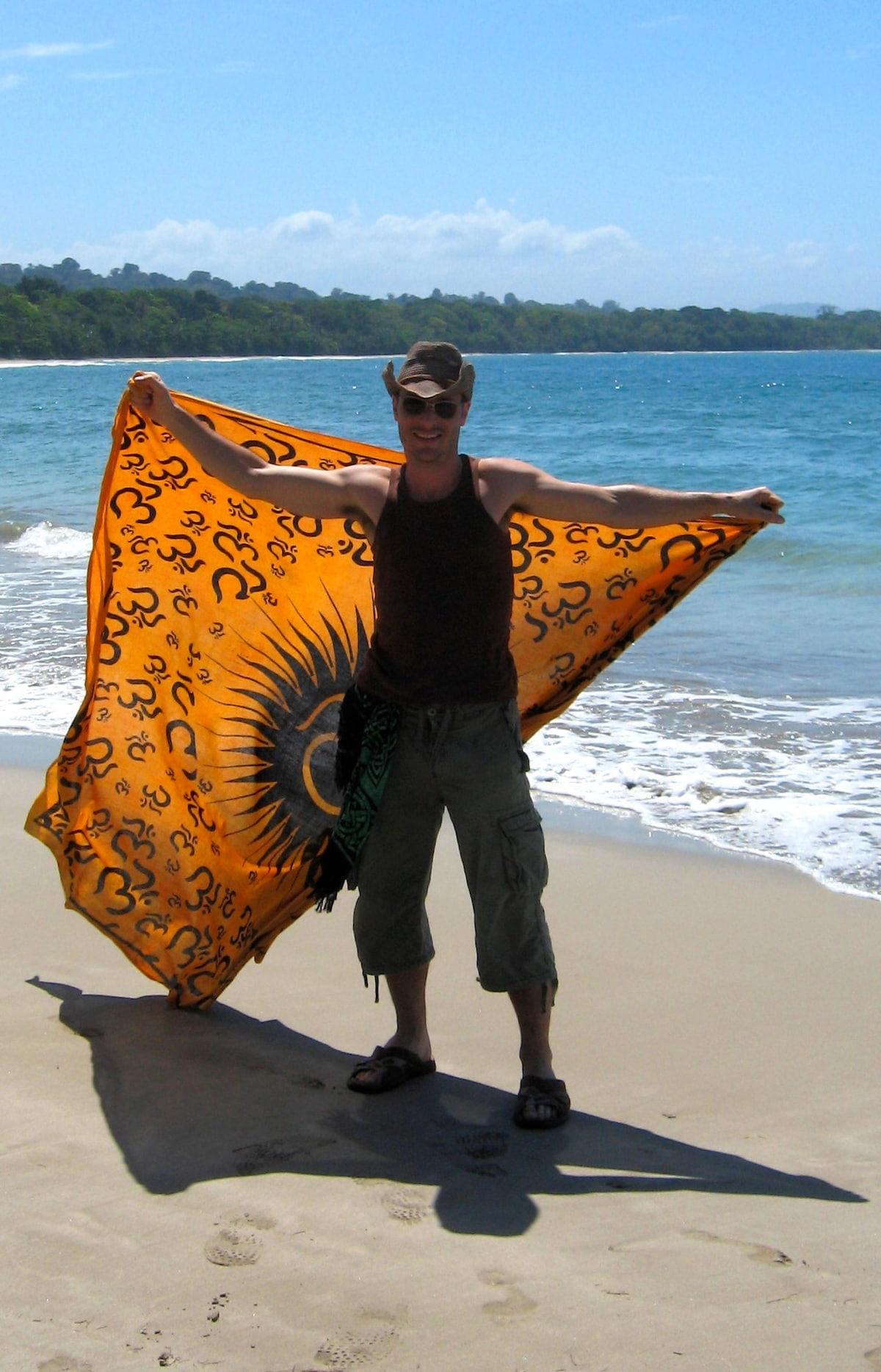 John from Puerto Viejo de Talamanca