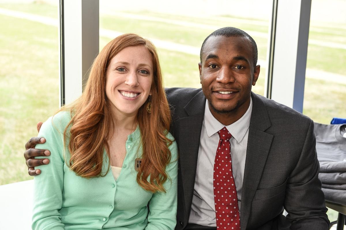 Stephen & Leslie from Memphis