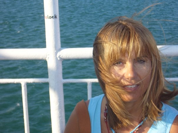 Cristina From Mazzano Romano, Italy
