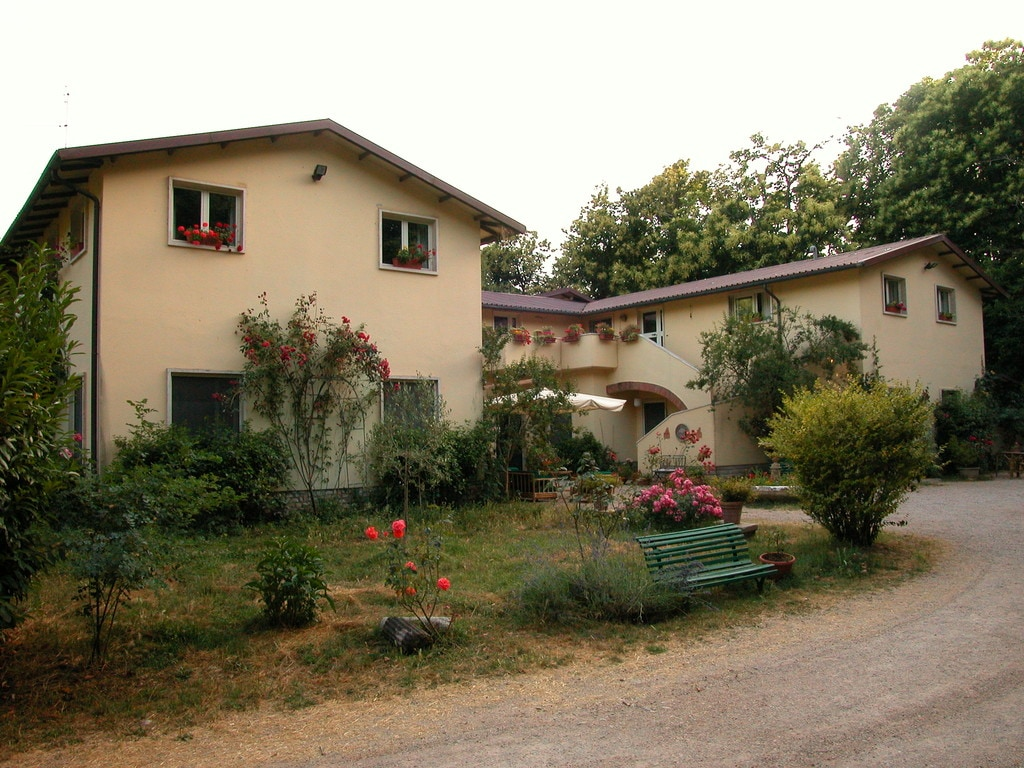 San Lorenzo B&B is located about 1 -2 km far from