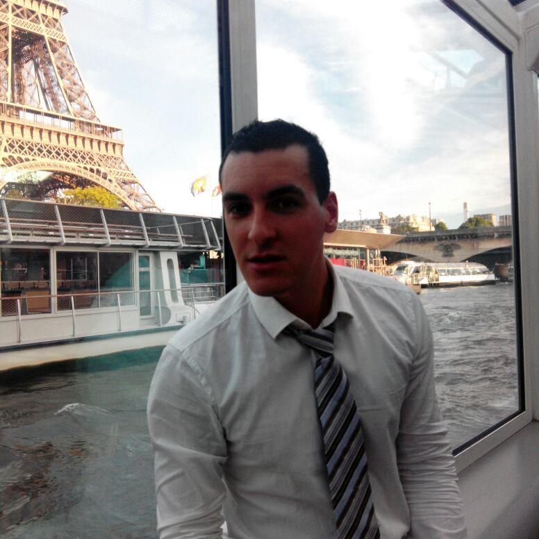 Alix from Bordeaux
